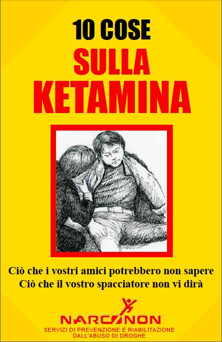 10 cose sulla ketamina