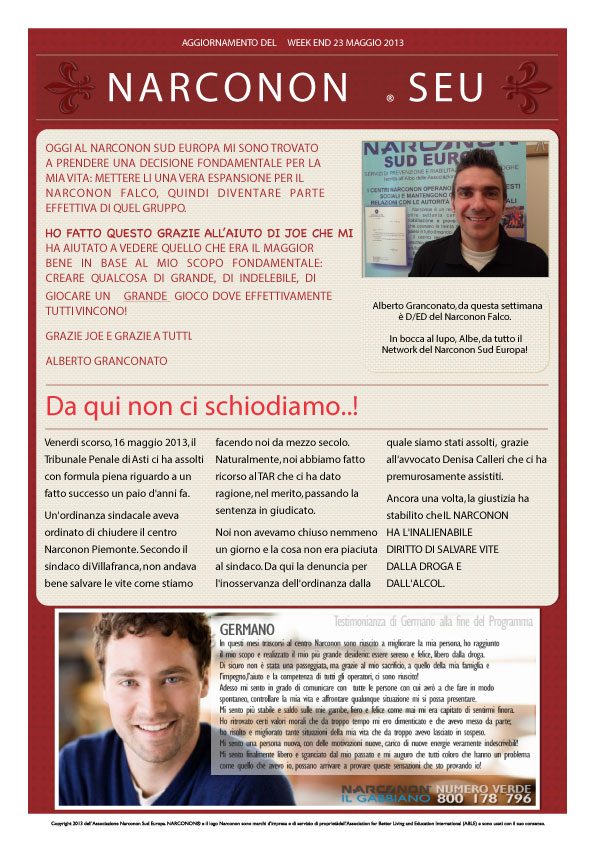 AGGIORNAMENTO-DEL-WEEK-END-23-maggio-2013-PAG.1