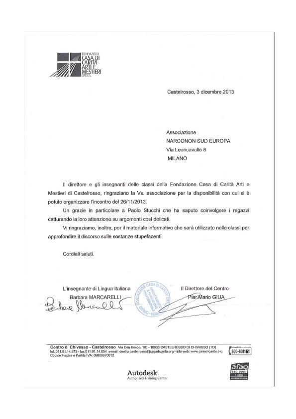 Associazione Narconon Sud Europa