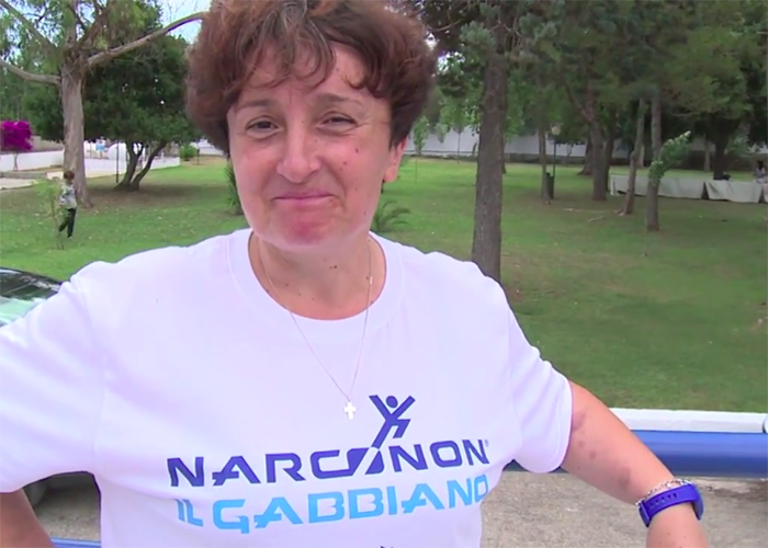 Centro Narconon Gabbiano_ la mamma di Andrea