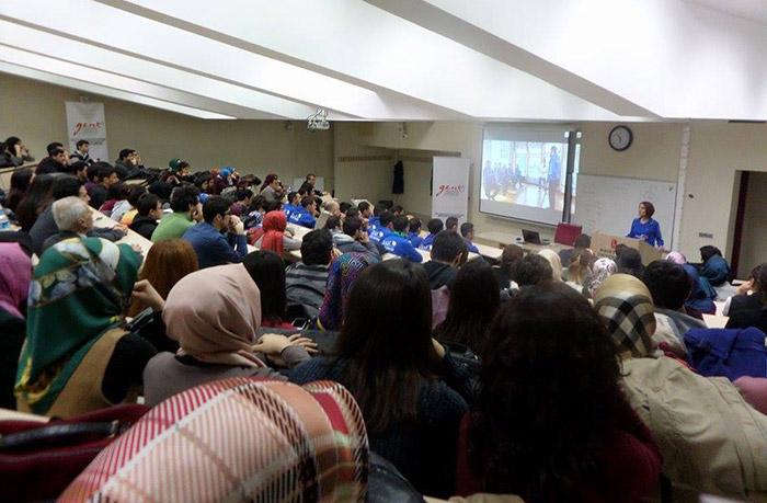 Dila conferenza Narconon Turchia