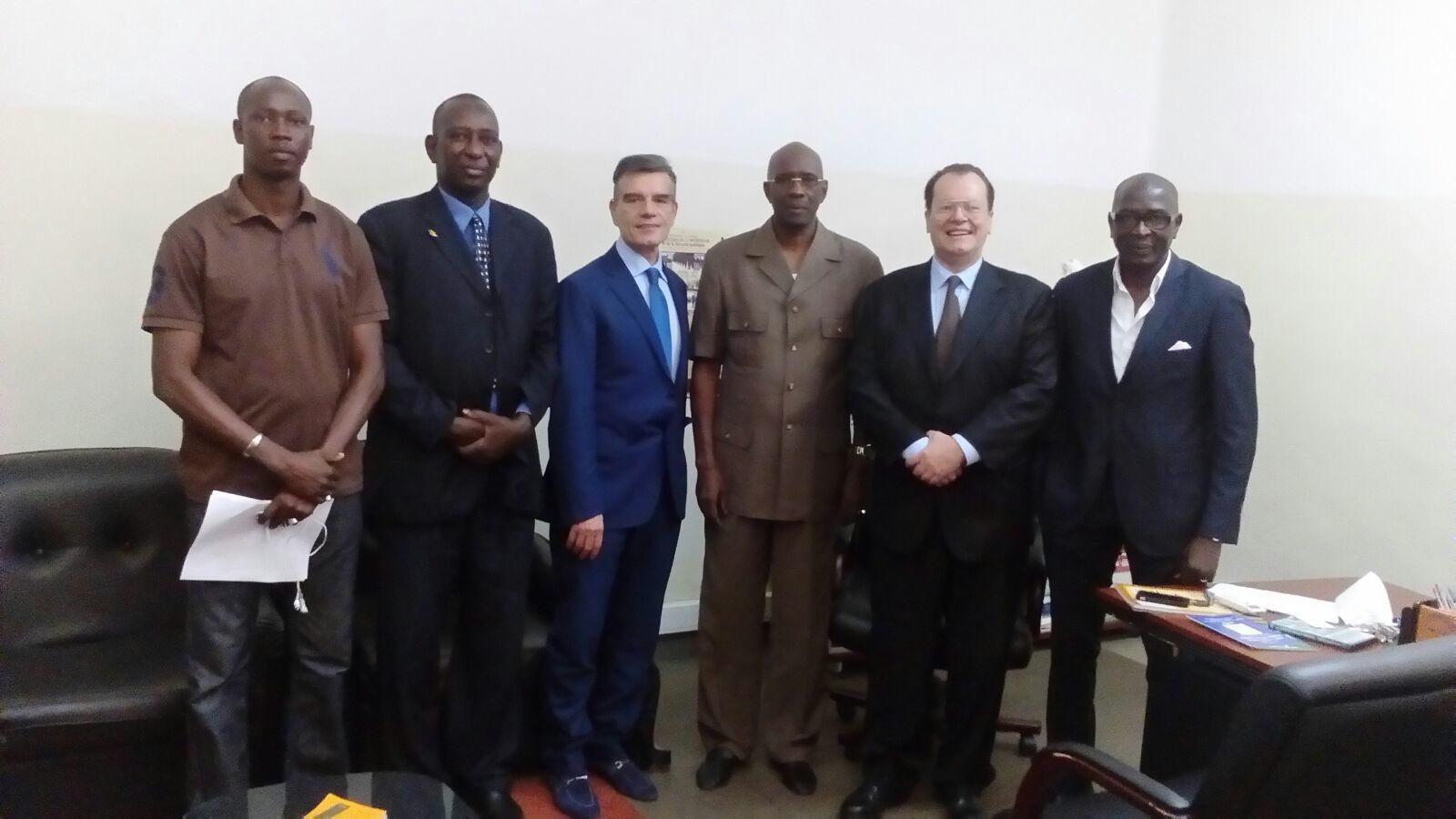 Narconon Sud Europa in visita ufficiale in Senegal