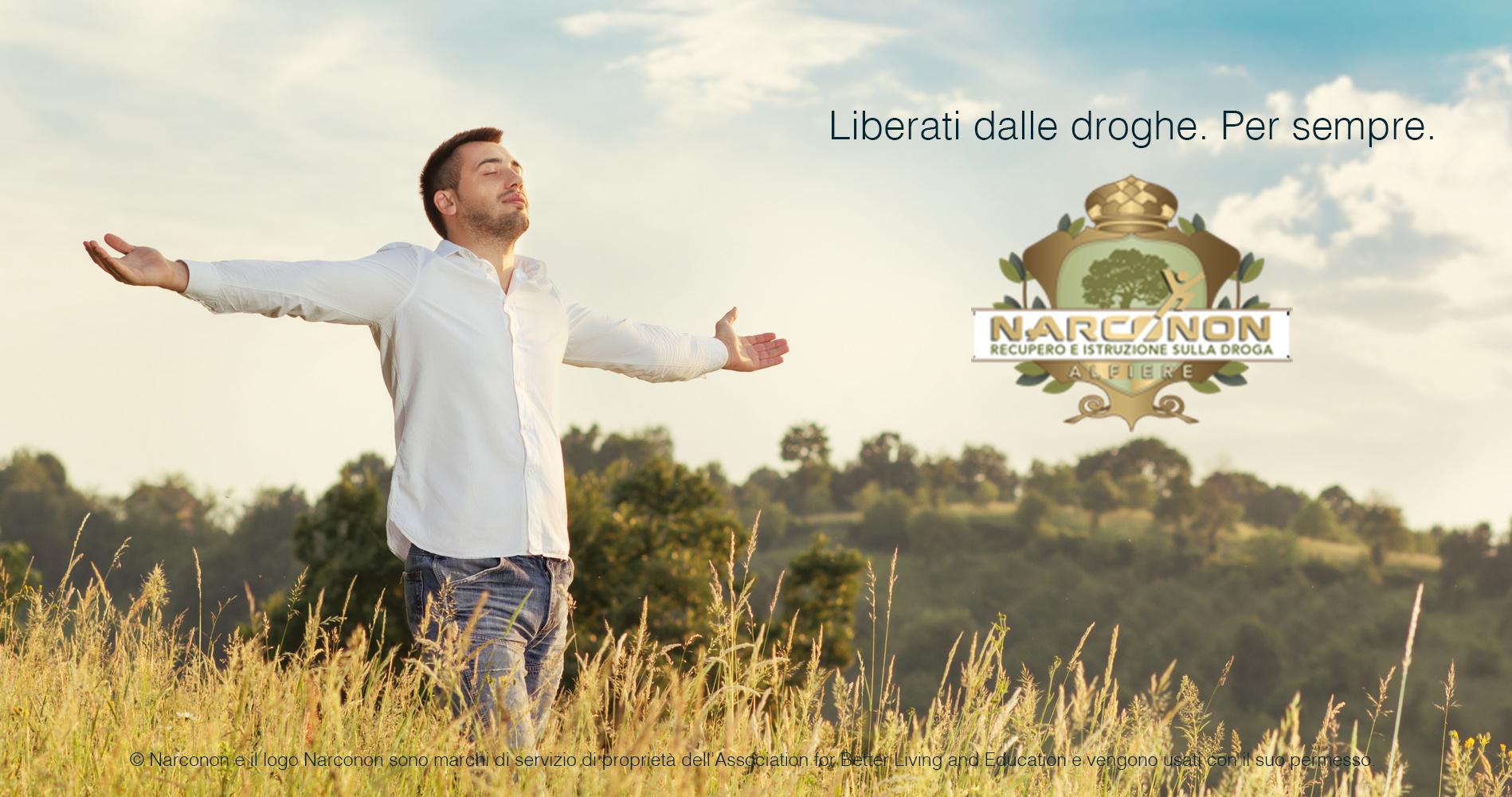 Centro Narconon Alfiere- liberati dalle droghe