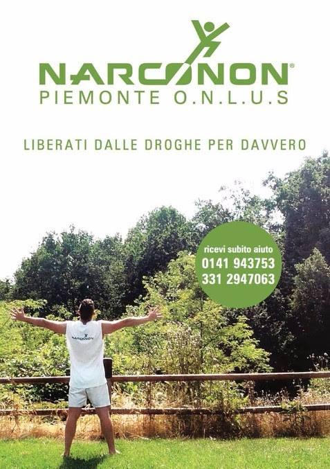 Centro Narconon Piemonte riabilitazione da droghe e alcol