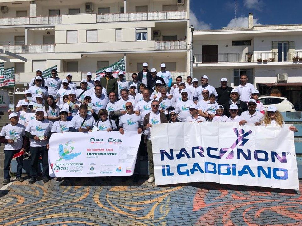 Centro Narconon Gabbiano - FAI - Giornata Nazionale per la Cura dell'ambiente