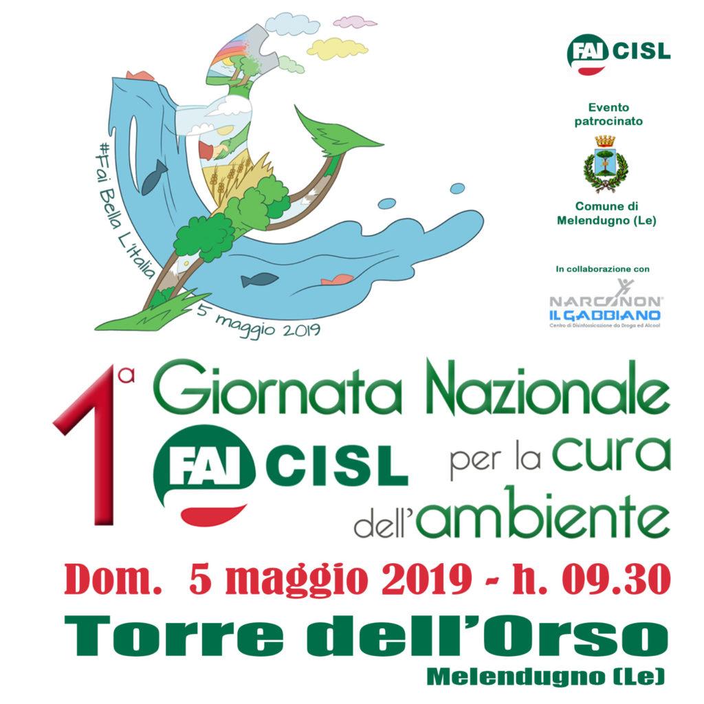Fai - Narconon Gabbiano - giornata nazionale per la cura dell'ambiente