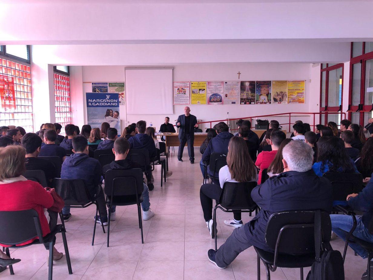 Centro Narconon Gabbiano: conferenza di prevenzione all'uso di droghe o alcol a Leverano