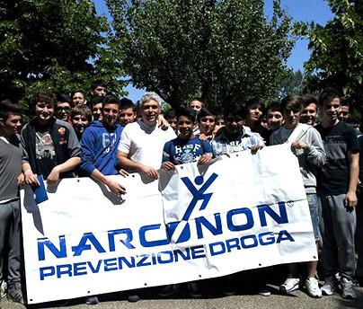 Sandro Matini prevenzione droga