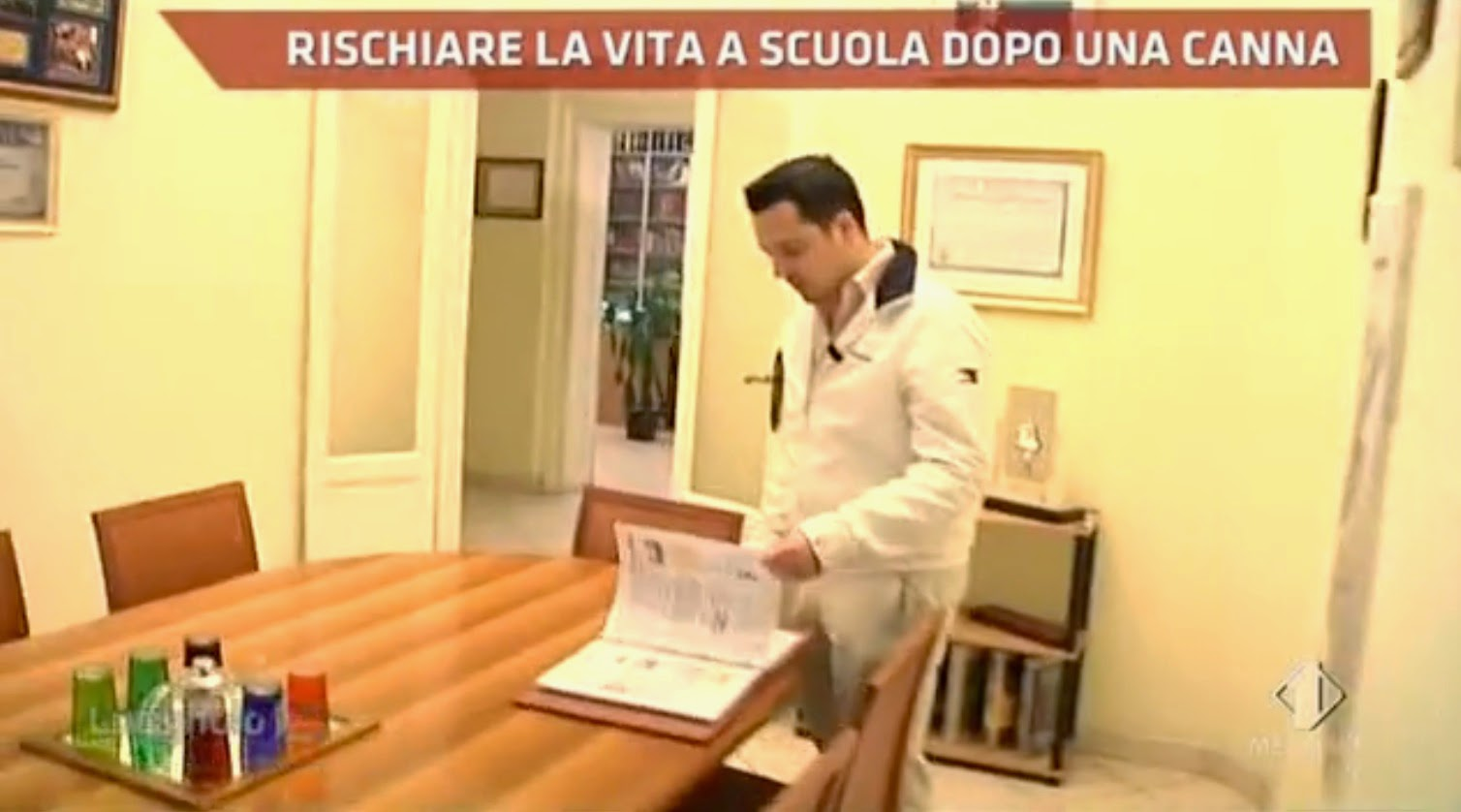 ervizio Lucignolo Paolo Narconon