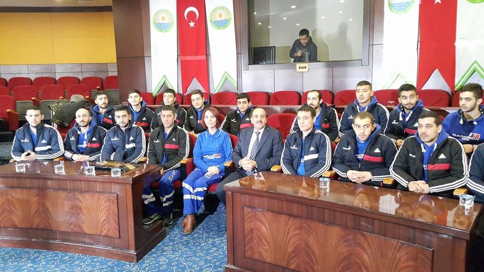 Narconon Turchia: incontro col Sindaco di Gölbaşı