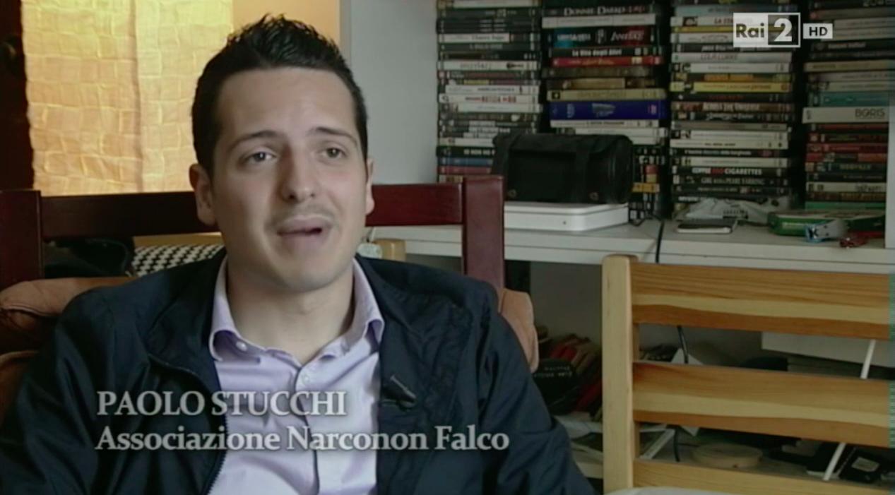 Paolo Stucchi intervista rai2