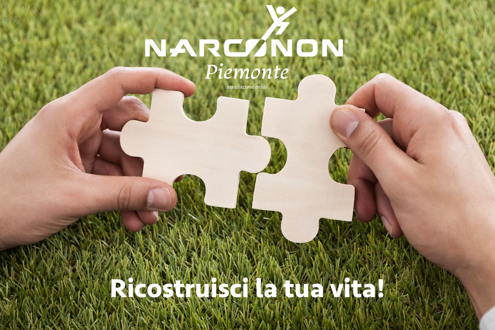 Narconon Piemonte, ricostruisci la tua vita