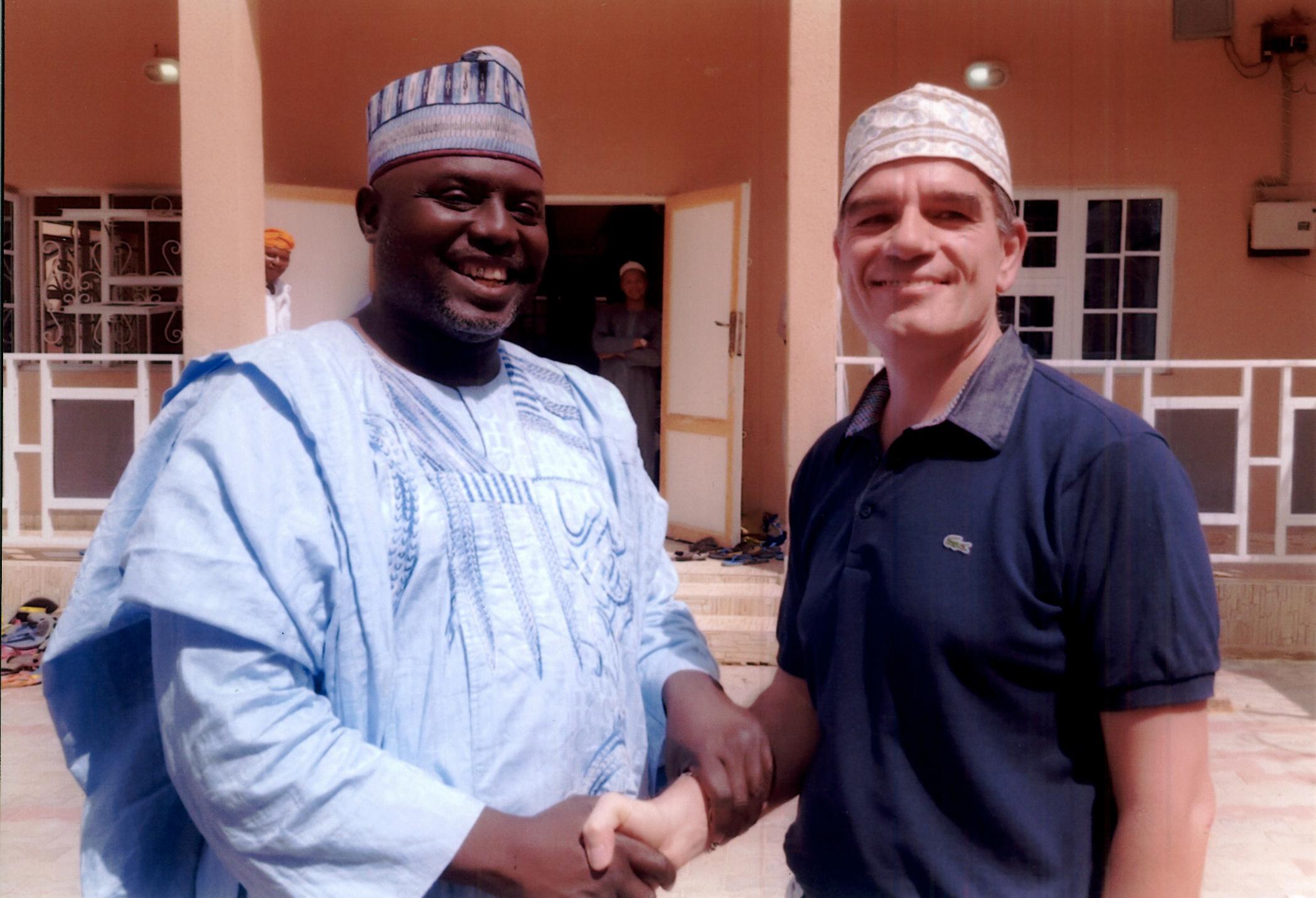 Visita in Nigeria