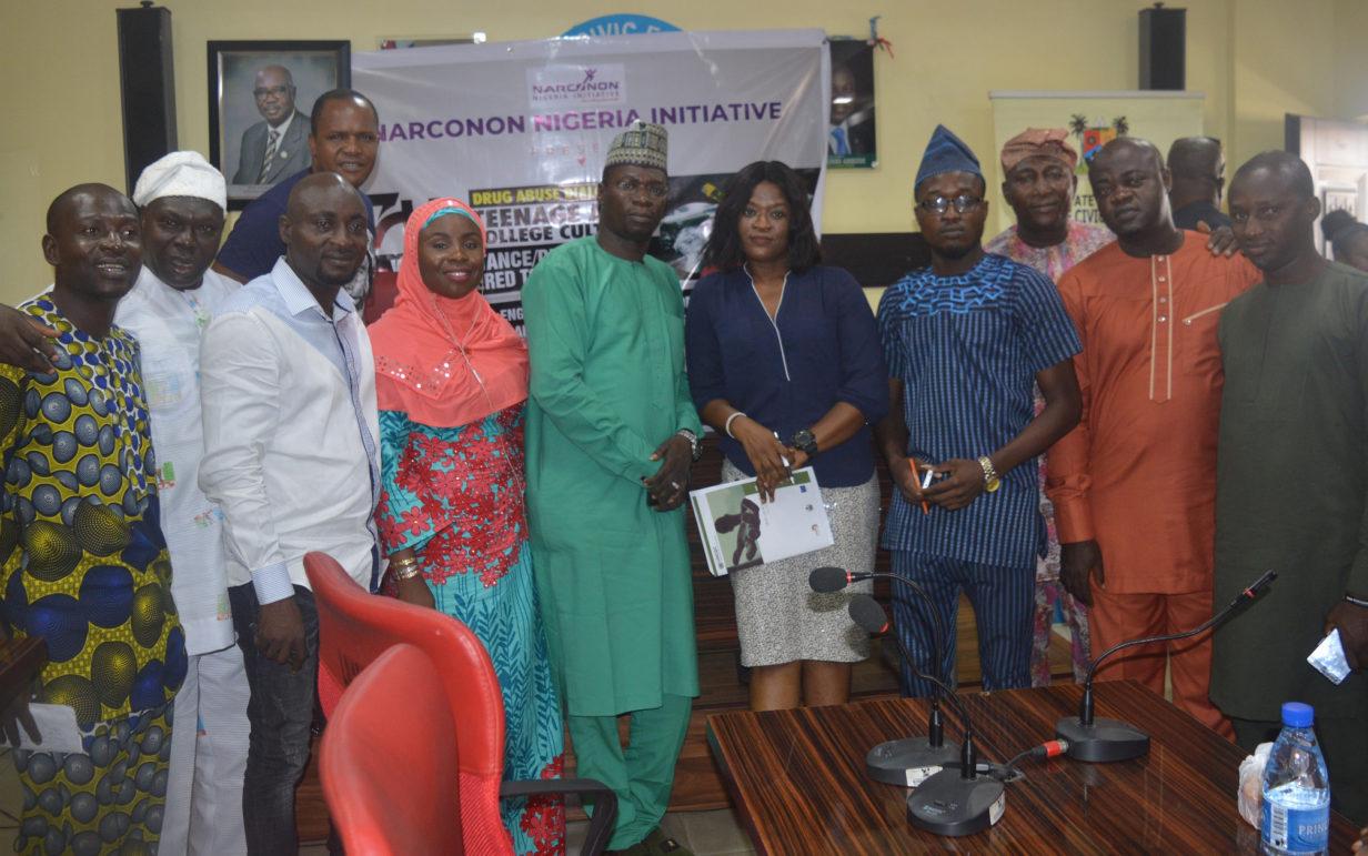 Narconon Nigeria prevention initiative