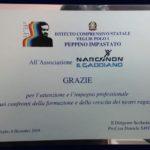 Narconon Gabbiano riconoscimento