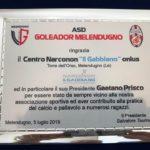Narconon Gabbiano - riconoscimento