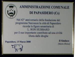 Narconon Italia